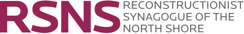 Reconstructionist Synagogue of the North Shore logo